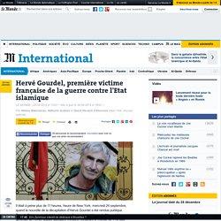 Hervé Gourdel, première victime française de la guerre contre l'Etat islamique