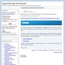 Première classe: une initiation gratuite au français sur Internet