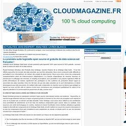 La première suite logicielle open source et gratuite de data science est française !