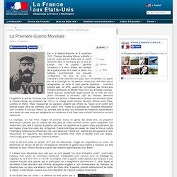 Ambassade de France à Washington - La première Guerre mondiale