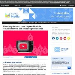pour la première fois, YouTube révèle ses recettes publicitaires