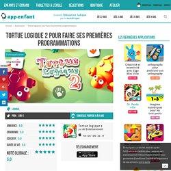 Tortue logique 2 pour faire ses premières programmations - App-enfant