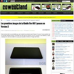 Les premières images de la Kindle Fire HD 7 pouces en Version 2 - Tablettes