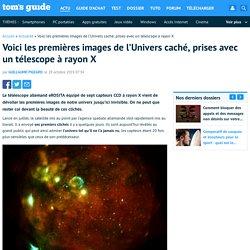 Voici les premières images de l'Univers caché, prises avec un télescope à rayon X