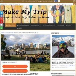 Premiers pas en Australie : visiter Brisbane en vélo □