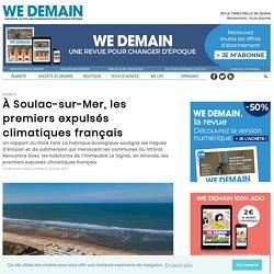 À Soulac-sur-Mer, les premiers expulsés climatiques français