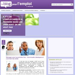 Les Premiers Pas Des Y En Management : Écueils et Conseils