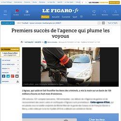 Agrasc - 1ers succès - l'agence qui plume les voyous