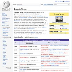 Premio Turner