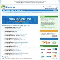 Premios Bitacoras.com 2013 - Presentación