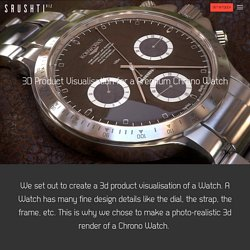 » Premium Chrono Watch