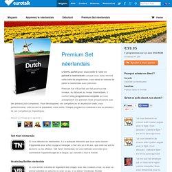 Premium Set néerlandais - Apprendre une langue en s'amusant