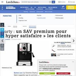 [Accueil téléphonique] Darty: un SAV premium pour «hyper satisfaire» les clients, Innovation produit