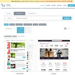Premium WordPress Themes By MyThemeShop