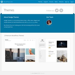 Nudge Themes