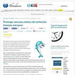 Premsgo, nouveau moteur de recherche français, est lancé