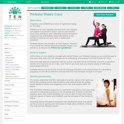 PreNatal Pilates - Pilates Classes for Pregnancy - London