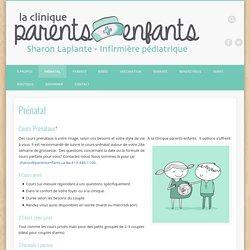 Cours Prénataux - Clinique Parent-Enfants - Aylmer