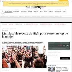 H&M prend une taille XXL pour conquérir le monde