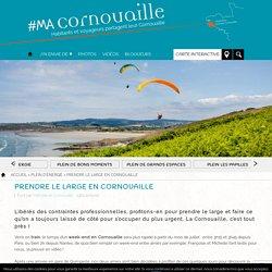 Prendre le large en Cornouaille - Ma Cornouaille