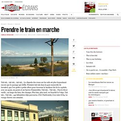 Prendre le train en marche