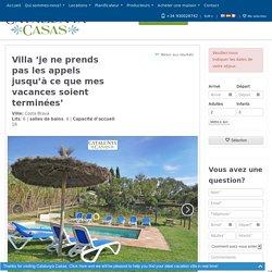 Villa avec piscine en Espagne