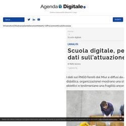 Scuola digitale, perché preoccupano i dati sull'attuazione