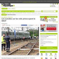 Les suicides sur les rails préoccupent la SNCF - 24/11/2013