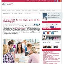 La prépa ECT, la voie royale pour un bac technologique - prepa-HEC.org