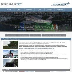Prepar3D® Product Overview – Lockheed Martin - Prepar3D