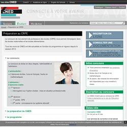 Préparation au CRPE : admissiblité + admission