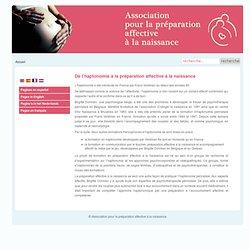 De l'haptonomie à la préparation affective à la naissance - Association pour la préparation affective à la naissance