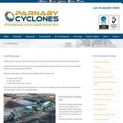 Coal Preparation Equipment and Coal Beneficiation Plant