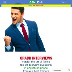 Job Interview Preparation - Interview Preparation Classes on Phone to Crack Interviews