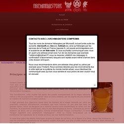 Principes actifs et mode préparatoire de l'Elixir de Kargasok