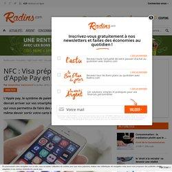 NFC : Visa prépare l'arrivée d'Apple Pay en Europe