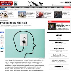 Prepare to Be Shocked - Alexis C. Madrigal