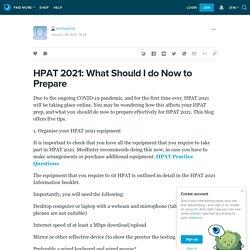 HPAT Practice Questions