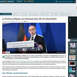 La France prépare un nouveau tour de vis sécuritaire