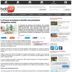 La France se prépare à émettre ses premières obligations vertes - 03/01/17