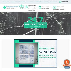 Prepare Your Windows Withstand the Upcoming Winter