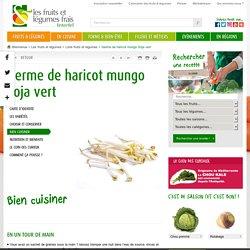 Le haricot mungo : préparer, cuire, associer, cuisiner – Interfel