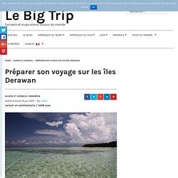 Préparer son voyage sur les îles Derawan