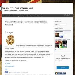 Ouvrir un compte bancaire Australien