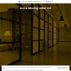4 Ways of Preparing Your Team for an Office Move – Acme Moving Labor LLC