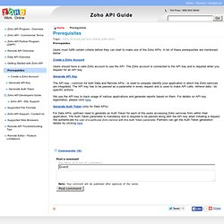 how to download lists from zoho
