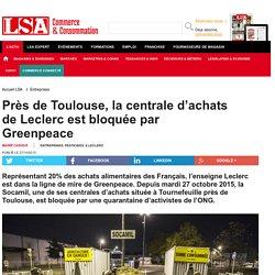 Près de Toulouse, la centrale d'achats de...