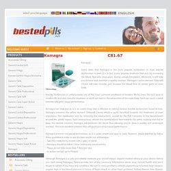 Buy Online Kamagra Pills in UK at Lowest Price