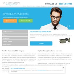 Grab the Quality Prescription Glasses in Milton Keynes