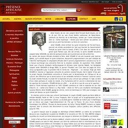 Aimé Césaire - Présence Africaine Editions